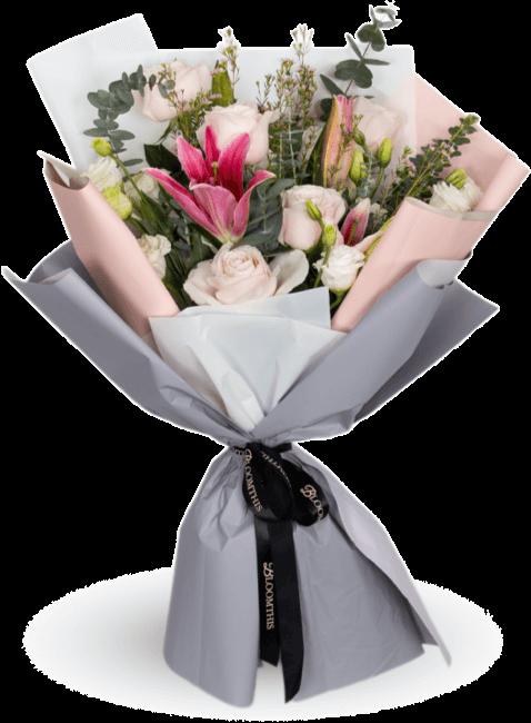 Bukiet kwiatow Adel de flores